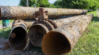 Photo of Old Water Pipes: Is Your Tap Water at Risk?